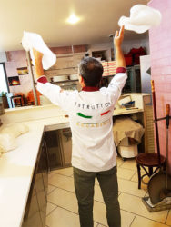 Luca: istruttore accademia Pizzaioli